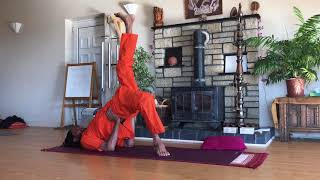 Yoga Step by Step Course Lessons 24 - 28 Part 4