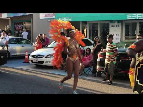 Cayman Islands Carnival 2018