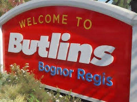 Butlins Bognor Regis 2014