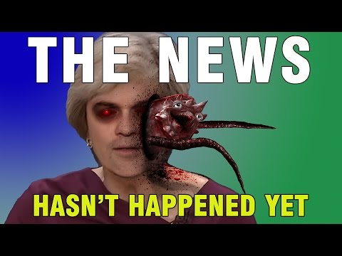 The News Hasn't Happened Yet  |  #1: Andrew Tolvern Is DEAD
