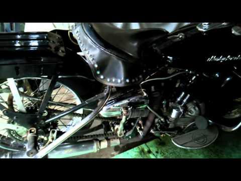 HD 750cc WLC 1952 Serie