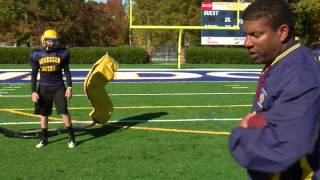 Drills for Football Players to Make Them More Aggressive