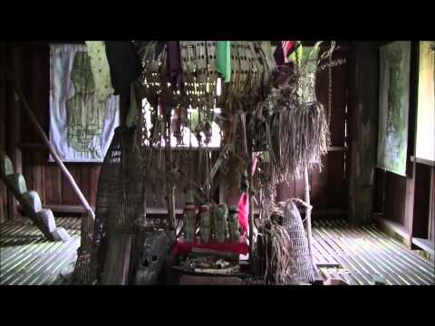 Sarawak Cultural Village (at the foothills of Mount Santubong), Borneo - Malaysia