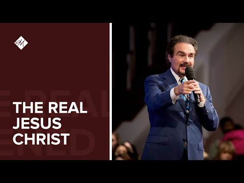 Will The Real Jesus Christ Please Stand Up?   Marcus Lamb
