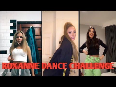 ROXANNE DANCE CHALLENGE | TIKTOK COMPILATION 2 (WATCH TILL END)