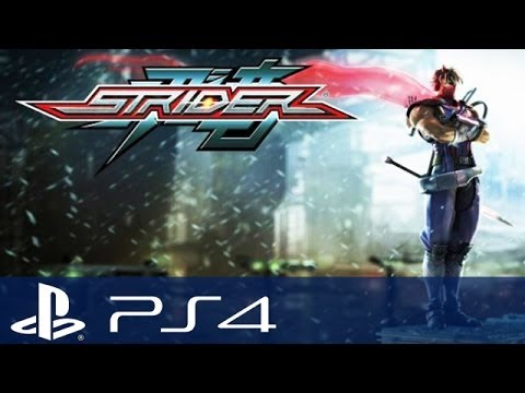 Strider: Is It Worth It?! (PS4/XB1/PC Strider Gameplay Review 1080p HD)