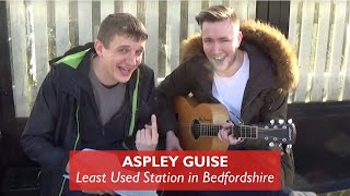 Aspley Guise - Least Used Station in Bedfordshire