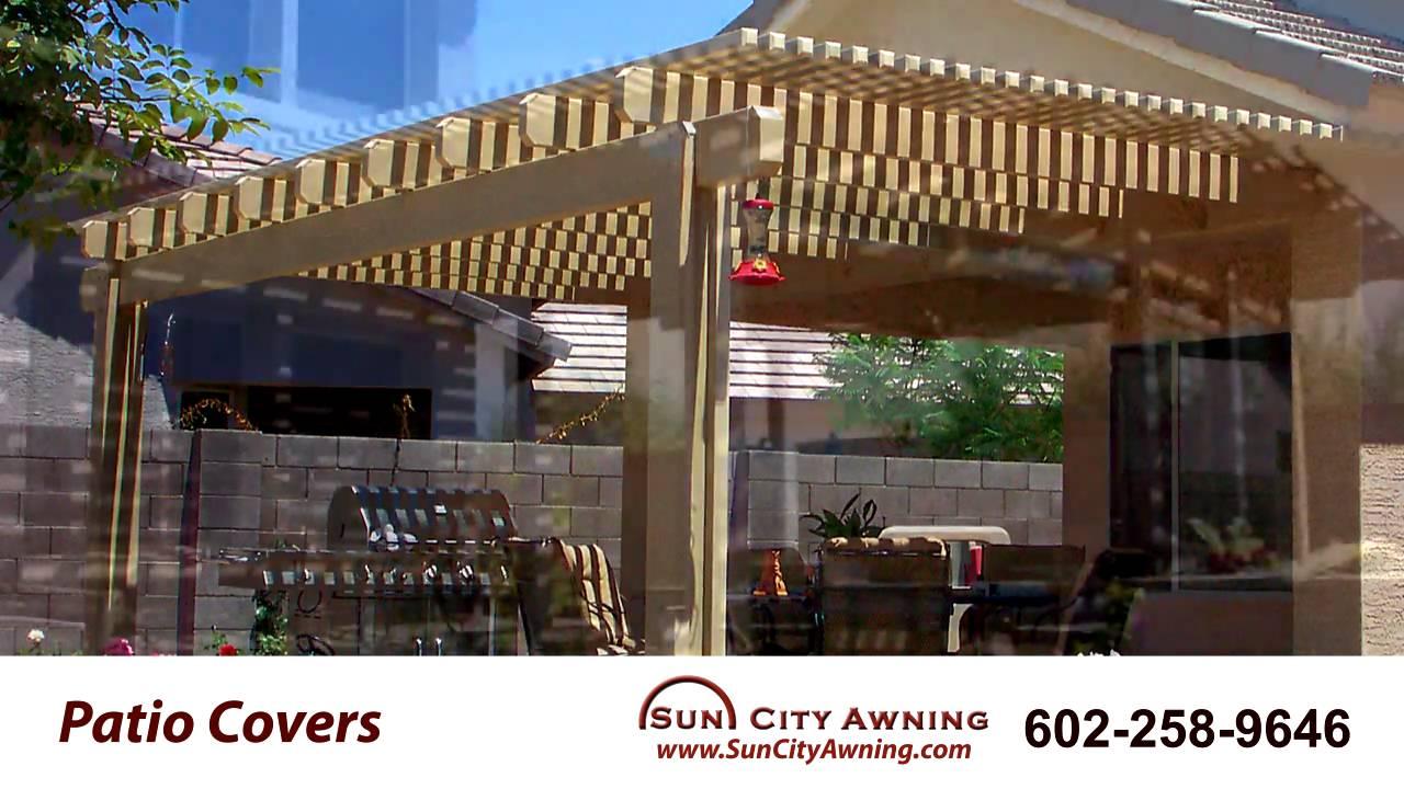 Sun City Awning