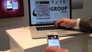 Datensicherheit per iPhone: QTrust 2go Life