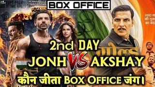 satyamev jayate second day box office collection
