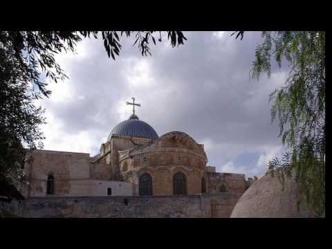 """OCN Presents, """"A Virtual Tour of the Holy Land: the Church of the Holy Sepulchre"""""""
