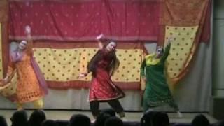 Ali More Angna Daras Dikha Mangalam a song by Padam Shri Shubha Mudgal