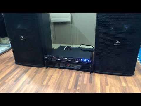 Bộ Dàn Karaoke Giá Rẻ Chất Lượng Chỉ 9tr4 Đẩy Bãi Loa JBL 6012 Vang BMB 2000 LH :0934573743