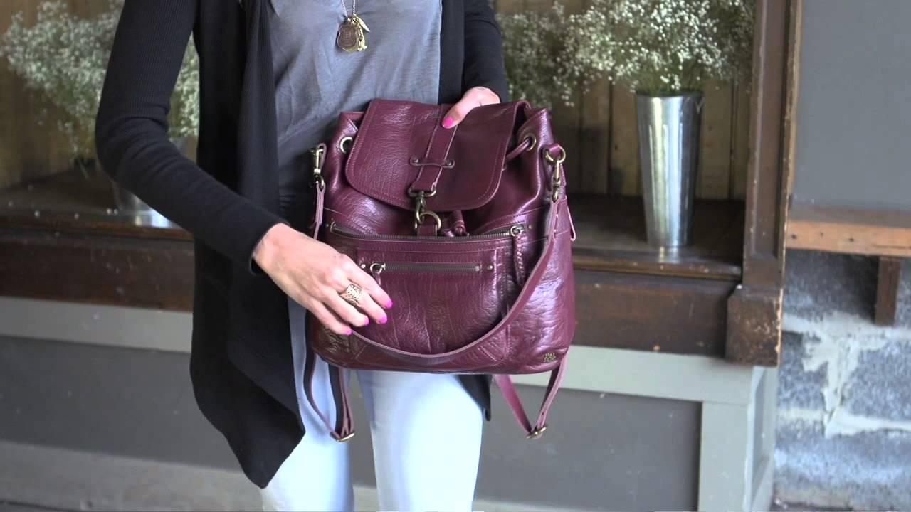e5d2e04f91 The Sak - Mariposa Convertible Backpack - YouTube