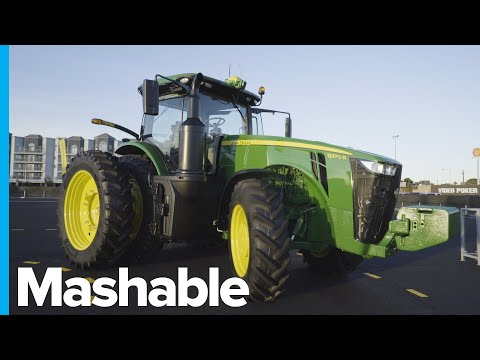 How John Deere's Autonomous Vehicles Are Besting Self-Driving Concept Cars – MashTalk
