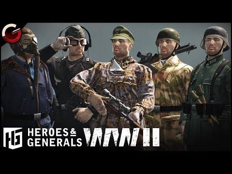 BEST GERMAN WEAPON! Sturmgewehr 44 In Action | Heroes & Generals Gameplay