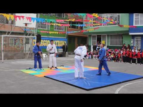 Demostracion de Habilidades - Profes Judo