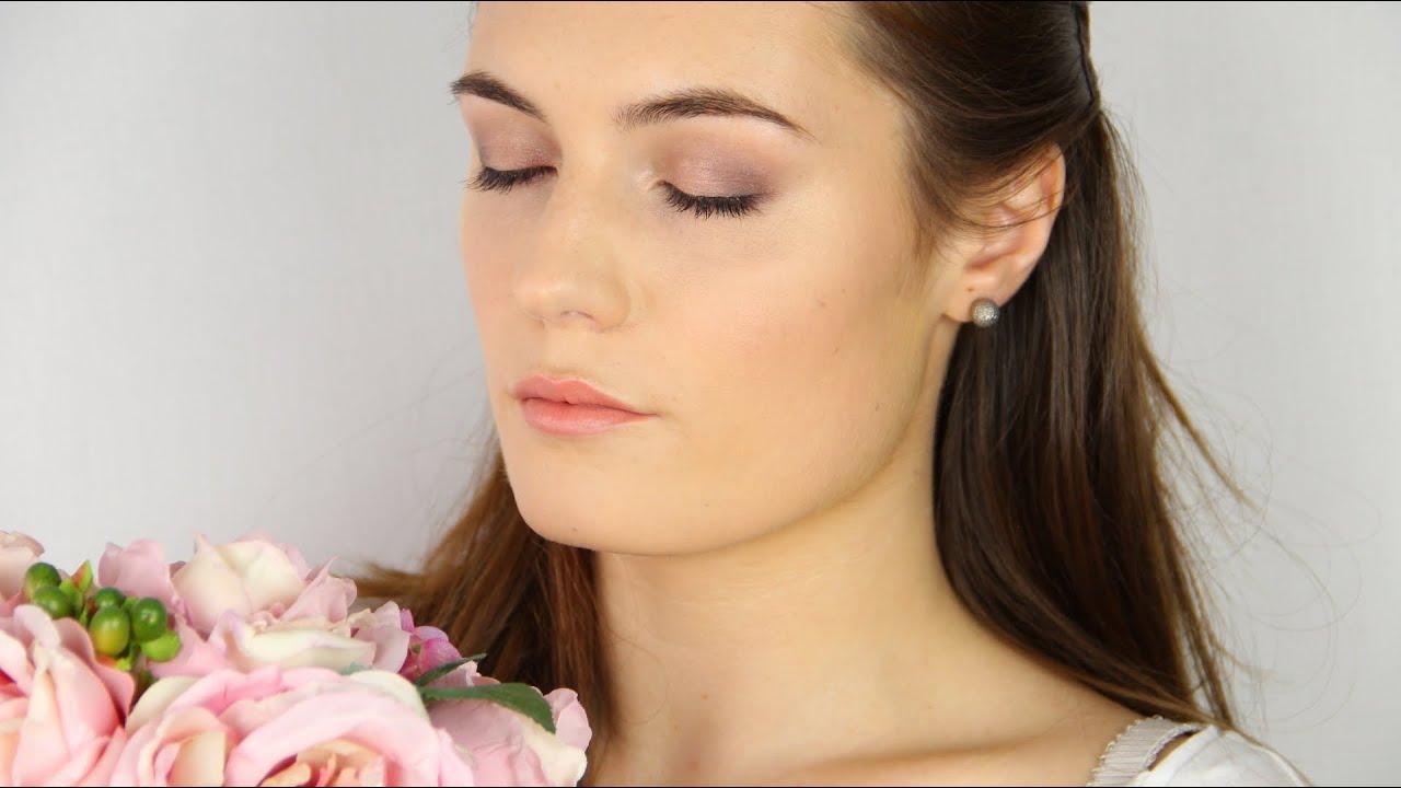 Soft Natural Wedding Makeup - Makeup Vidalondon