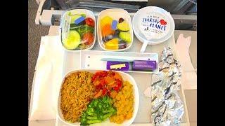 London To Sri Lanka via Dubai   Travelling as a Vegan   Emirates Airlines