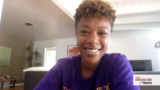 Conversations at Home with Samira Wiley of THE HANDMAID'S TALE
