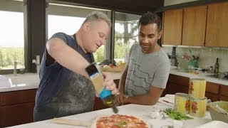 Chris Bianco & Aziz Ansari Make Pizza