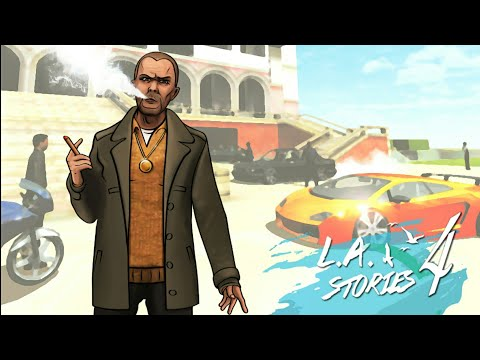 LA Crime Stories 4 New Order Sandbox - by Extereme Games | Android Gameplay |