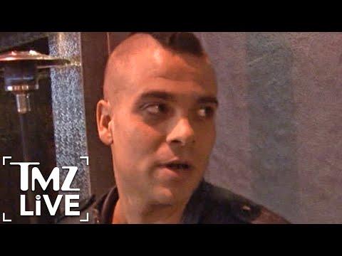 Mark Salling Arrested For Child Pornography  TMZ Live