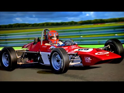 Tiff Needell's First Racing Car - Fifth Gear