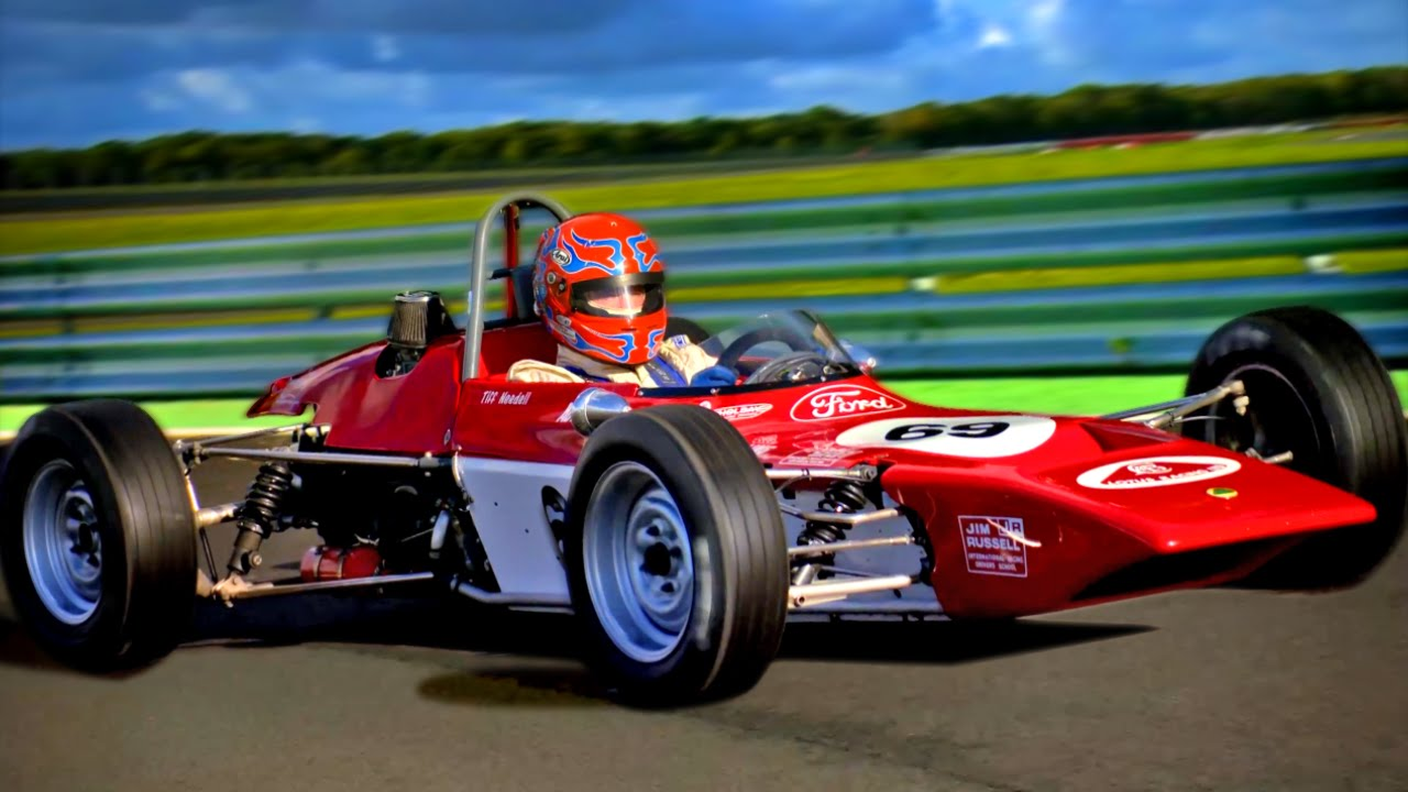 Tiff Needell's First Racing Car - Fifth Gear Video Thumbnail