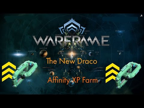 Warframe - Fastest Way To Level Up | XP/Affinity Farming Guide 2017