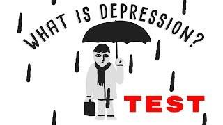 ARE YOU DEPRESSED | DEPRESSION TEST