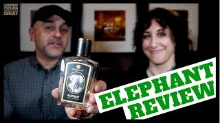 Zoologist Perfumes Elephant Review + 10ml Bottle WW Giveaway