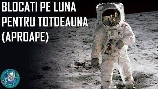 De Ce Astronautii Aproape Au Ramas Blocati Pe Luna (Apollo 11)