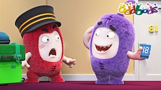 Download Video Oddbods - HOTEL HASSLE | NEW Full Episodes | Funny Cartoons MP3 3GP MP4