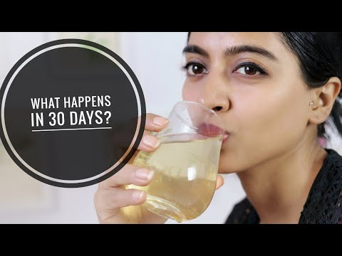 I Had Apple Cider Vinegar For 30 Days _ This Happened!  _ SuperWowStyle