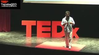 Uretemezsen Dusunemezsin, Dusunemezsen Uretemezsin | Selçuk ÖZDEMİR | TEDxTepebağED