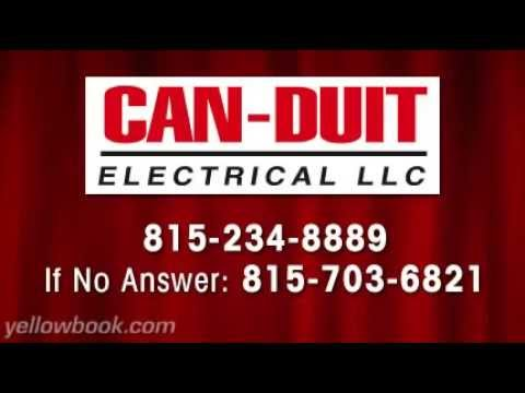 Electricians Northern IL - Can Duit Electric LLC