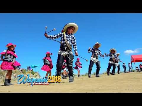 Danza: Atuendos del Qorilazo- I.E. 56248 Santo Tomas(Waqrawiri 2018)⁴ᵏ Fameco Producciones