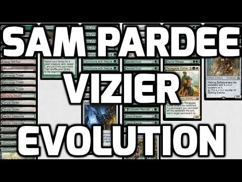 Channel Pardee Time - Modern Vizier Evolution (Deck Tech & Matches)