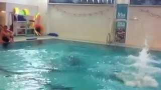 Балет на воде м+ж))