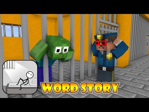 Download Monster School : WORDS STORY CHALLENGE - Minecraft Animation Mp4 baru