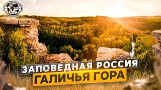 Заповедная Россия. Галичья Гора | @Русское географическое общество