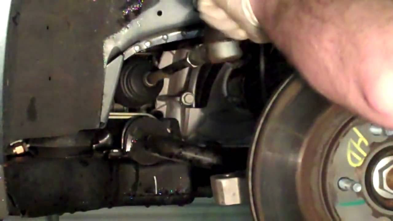Diy Outer Tie Rod End Replacement Youtube
