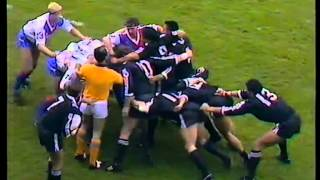 Kiwis vs Gt Britian 1989 first ten minutes
