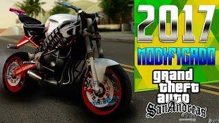 Melhor GTA SA Modificado (2017) Varios Mods - Best Mods San Andreas
