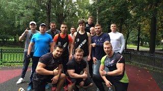 Турники и брусья #4 CrossFIt