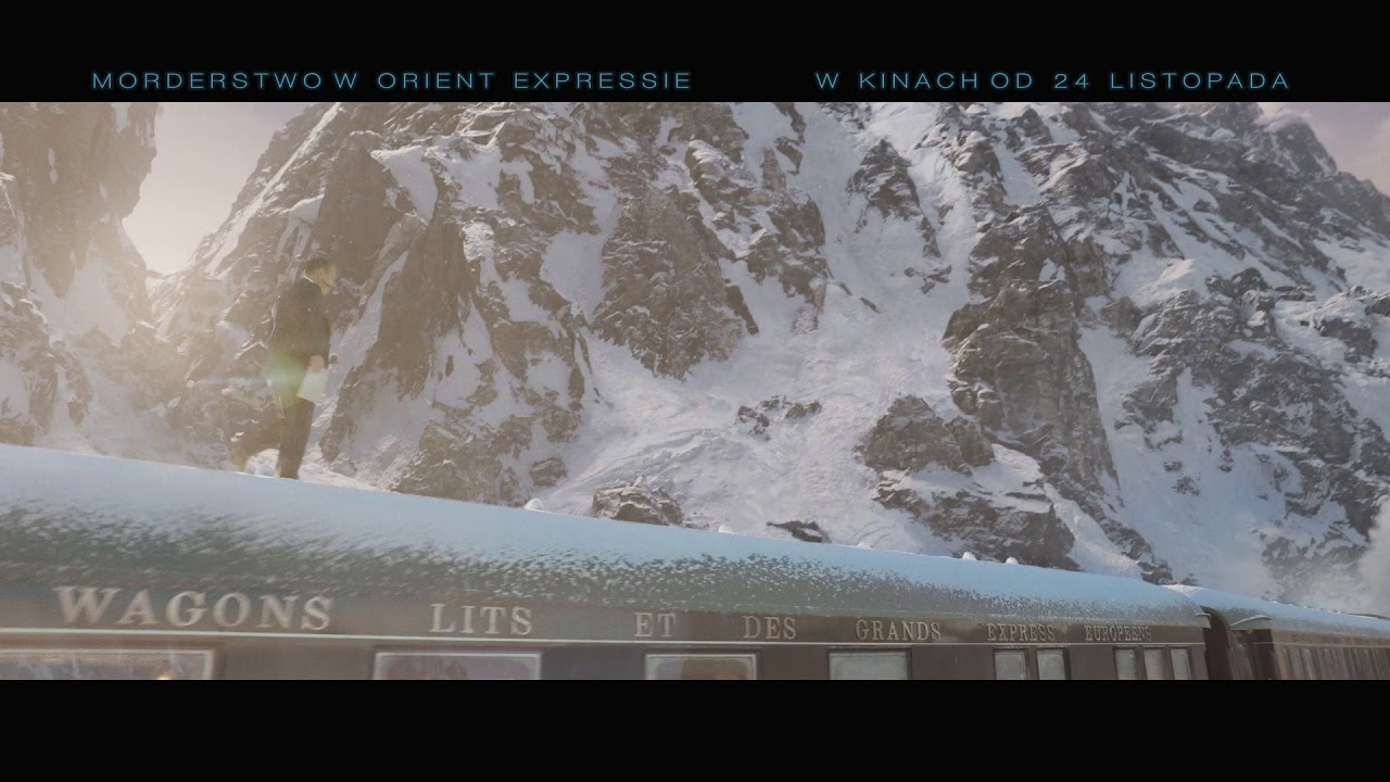 Morderstwo w Orient Expressie   TV Spot [#5]   2017