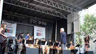 Eastman Youth Jazz Orchestra at Rochester International Jazz Festival