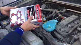 Замена масла, моторное масло Windigo 5w40 в Toyota Land Cruiser Prado 2016 года