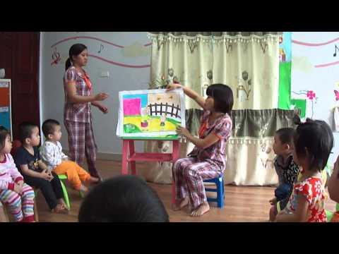 Brightmoon Kindergarten - Hội giảng 20/11/2012